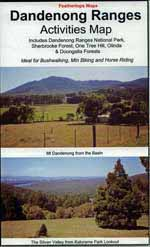 Dandenong Ranges Activities Map Feathertop